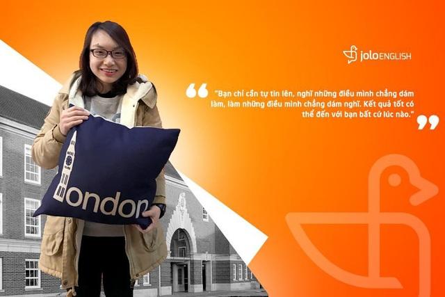 Từ cô sinh viên sợ tiếng Anh trở thành chủ nhân học bổng 233 triệu đồng tại vương quốc Anh - 3