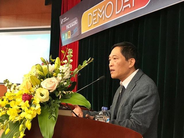 Thứ trưởng Bộ KH&CN Trần Văn Tùng.