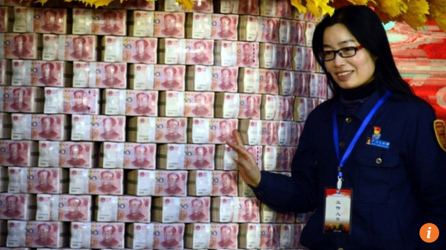 Công ty gang thép Fangda chi hơn 25 triệu USD thưởng tết cho nhân viên. (Ảnh: SCMP)