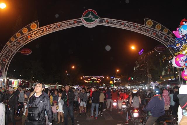 Chợ Đêm Đà Lạt nơi du khách bị hành hung