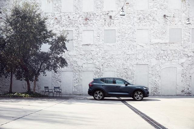 Nếu được phát triển đúng kế hoạch, Volvo XC40 T3 trở thành mẫu plug-in hybrid diesel/điện đầu tiên trên thế giới