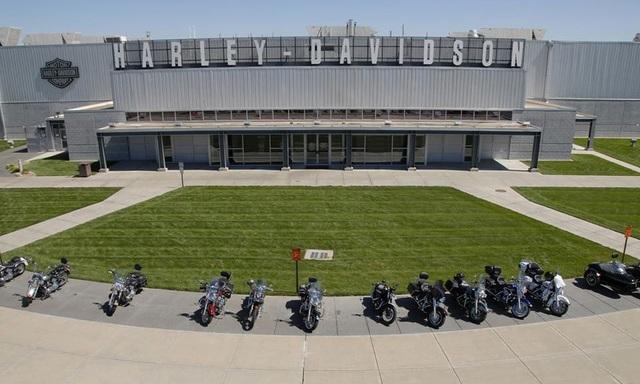 Nhà máy của Harley-Davidson tại Kansas