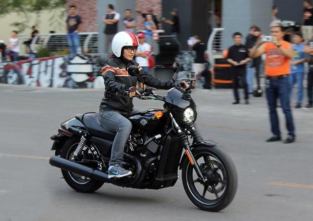 Dòng Street của Harley-Davidson hiện đang được sản xuất tại Ấn Độ và cung cấp cho nhiều thị trường khác nhau, trong đó có Việt Nam.