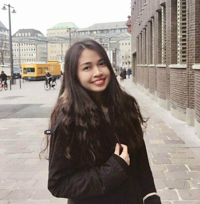 Hồng Ngọc – du học sinh tại thành phố Bermen, Đức.