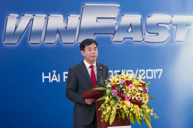 Ông Nguyễn Việt Quang - Phó Chủ tịch Tập đoàn Vingroup