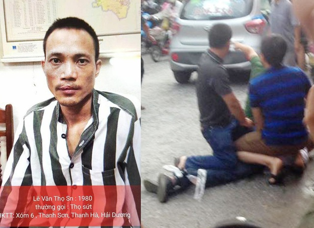 Chuyên án bắt tử tù Thọ sứt là chiến công của Cục cảnh sát hình sự trong năm 2017.