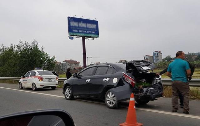 Những hình ảnh giao thông ngày Tết không thể bỏ qua - 23