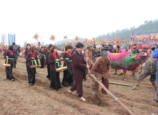 Lễ hội được tổ chức hàng năm để cầu cho một năm mới mùa màng bội thu, nhân khang vật thịnh.