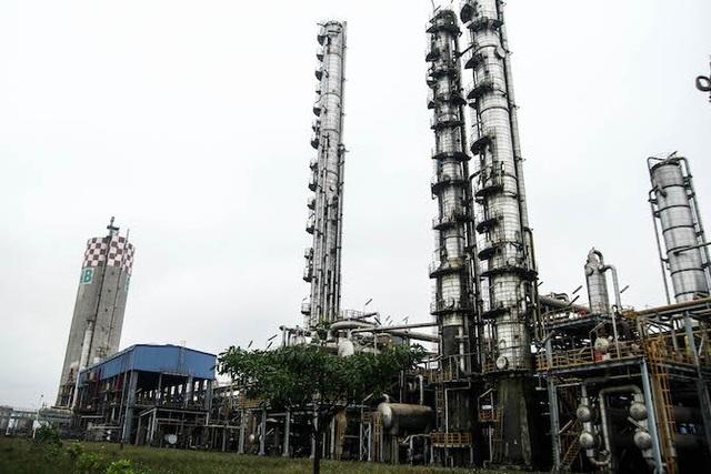 Nhà máy đạm Ninh Bình, một trong 12 dự án nghìn tỷ thua lỗ Bộ Công Thương.