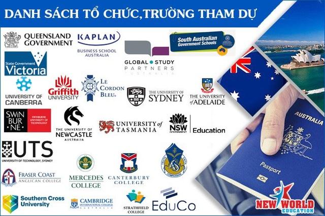 Hội thảo săn học bổng du học Úc tháng 3/2018 tại TPHCM và Đà Nẵng - 3