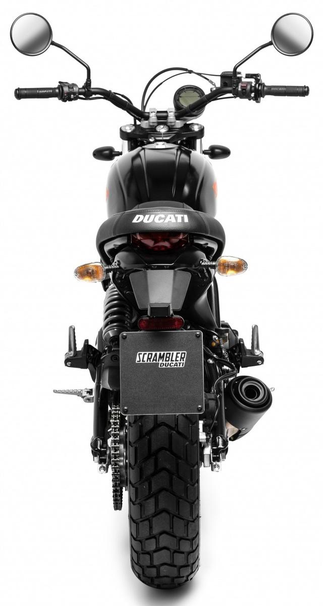 Ducati Scrambler Hashtag - Chỉ có thể mua online - 9