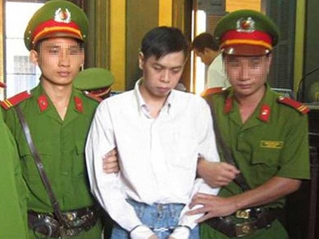 Nguyễn Thiên Kim tại phiên xử phúc thẩm vào tháng 11-2011. Ảnh: HN