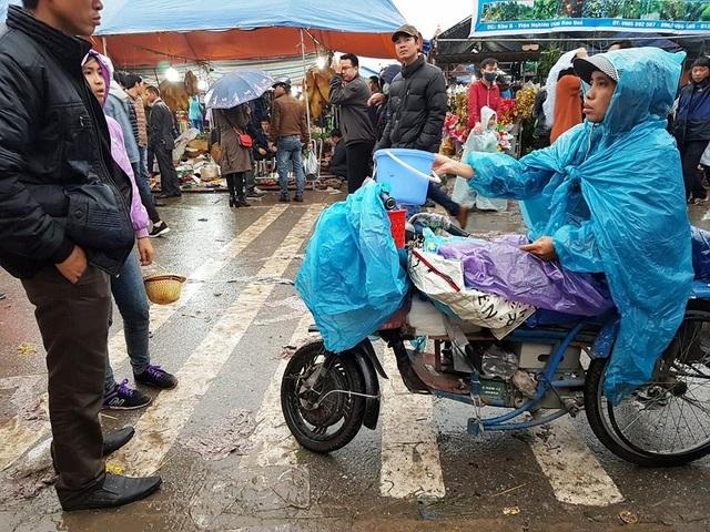 Tỉnh Ninh Bình đang tập trung dẹp nạn ăn xin, người tâm thần lang thang dịp đại lễ (ảnh minh họa).