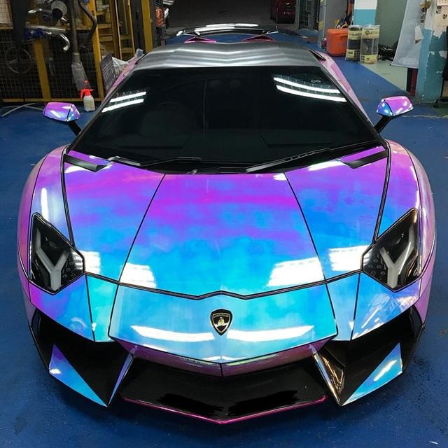 Để Lamborghini Aventador toả sáng mọi nơi mọi lúc - 3