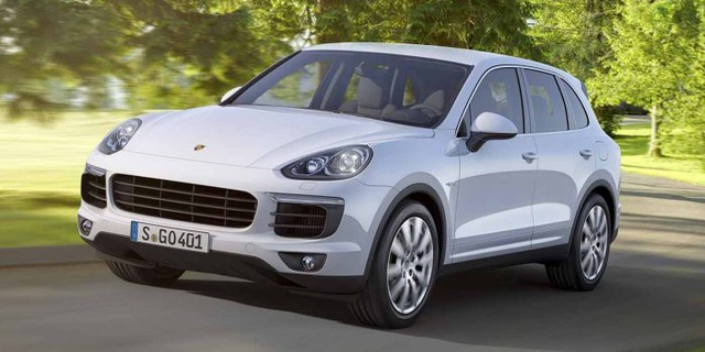 Porsche ngừng sản xuất xe động cơ diesel - 1