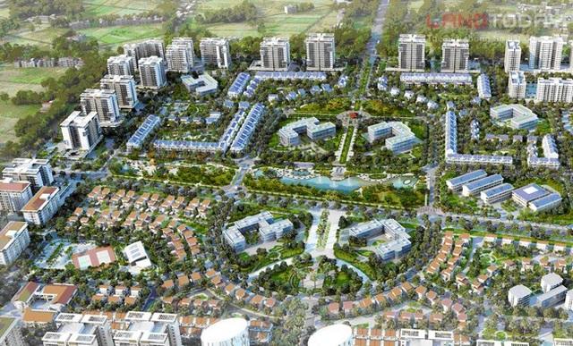 Theo điều chỉnh quy hoạch cục bộ của UBND thành phố Hà Nội, khu vực huyện Gia Lâm sẽ được phát triển thành khu đô thị hiện đại