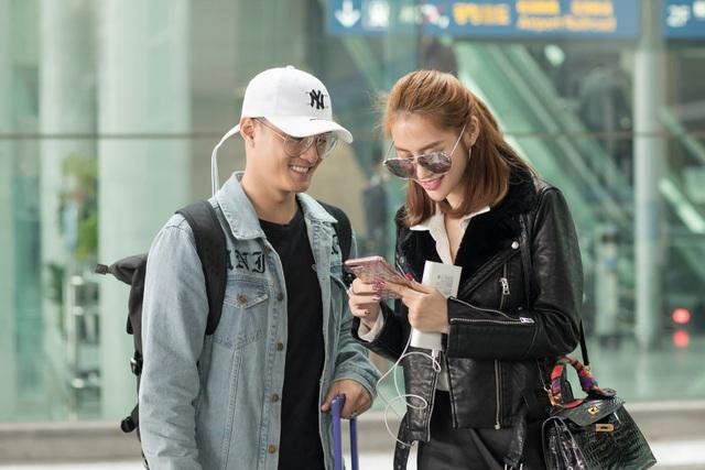 Được biết, cả hai có chuyến du lịch đầu năm đến Hàn Quốc cùng nhau sau ồn ào đang tái hợp.