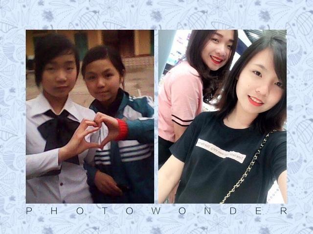 """Đôi bạn cùng nhau """"dậy thì thành công"""" (ảnh: Phạm Thanh Hoài)"""