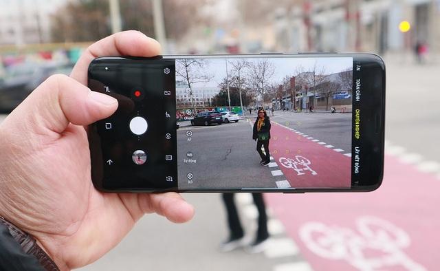 Đánh giá Samsung Galaxy S9+: Sự cải tiến đáng kể của dòng S - 5