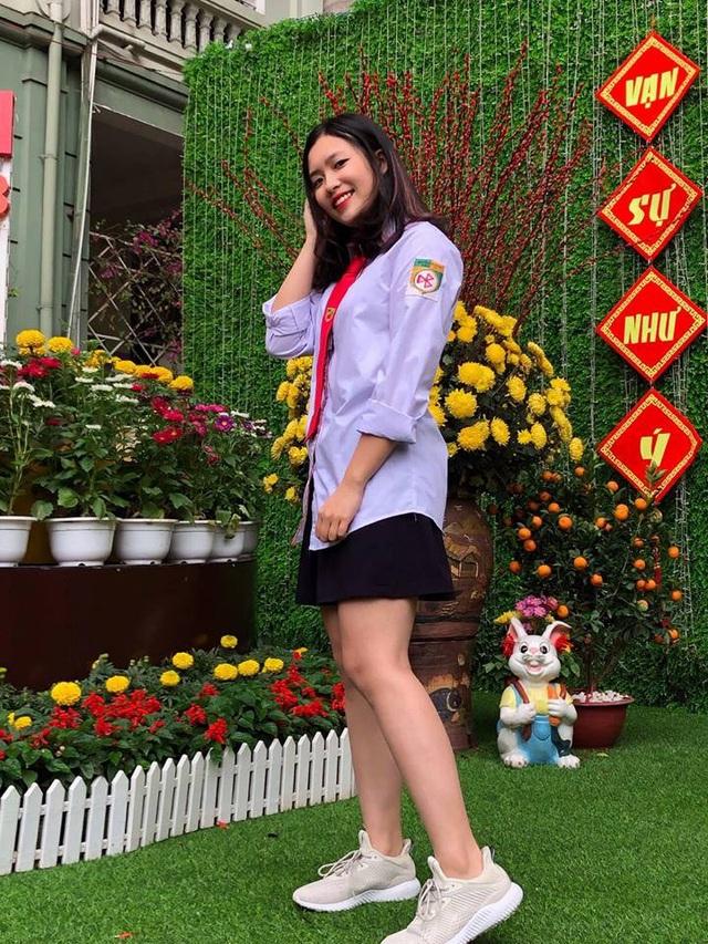 Nguyễn Diệu Linh - Lớp 11SN