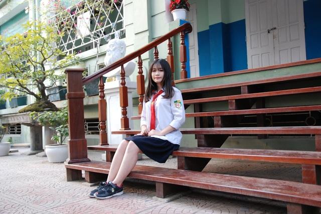 Lê Minh Huyền - Lớp 12A
