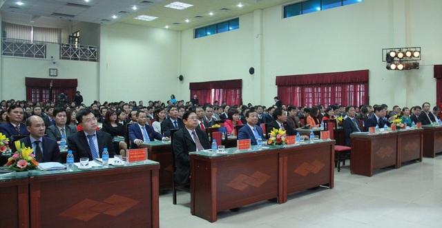 Hội nghị với sự góp mặt của các chuyên gia đầu ngành về vấn đề đào tạo nguồn nhân lực chất lượng cao trong thời kỳ CMCN 4.0.