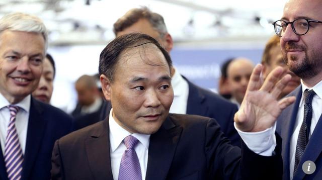 Tỷ phú Trung Quốc có chân trong tập đoàn mẹ của Mercedes-Benz - 1