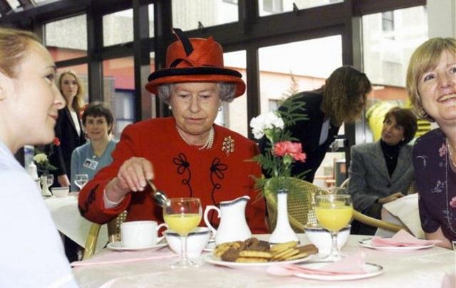 Khám phá chế độ ăn một ngày bình thường của nữ hoàng Anh - 2