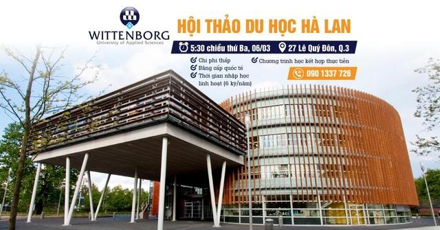 Đại học Wittenborg - Một trong những trường đi đầu về Quản trị kinh doanh tại Hà Lan - 2