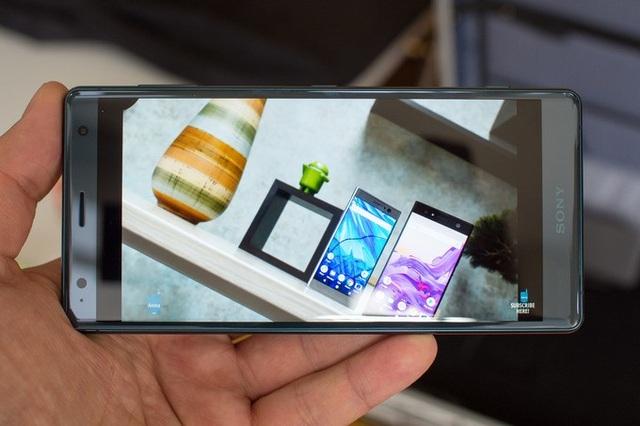 Sản phẩm có màn hình 5,7-inch
