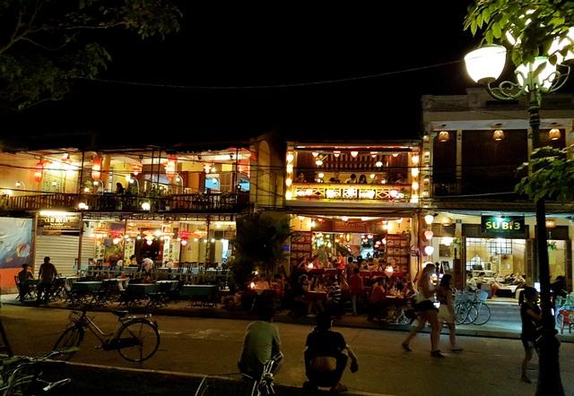 Hội An kiên quyết chấn chỉnh tình trạng mất trật tự tại các nhà hàng - quán bar để trả lại sự bình yên cho phố cổ