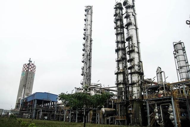 Dự án nhà máy Đạm Ninh Bình - một trong 12 dự án nghìn tỷ thua lỗ ngành công thương.