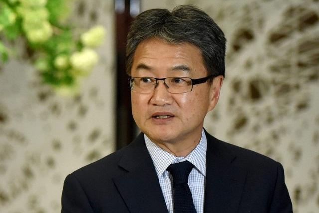 Đặc phái viên Joseph Yun (Ảnh: Getty)