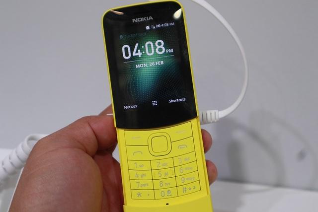 Nokia nắp trượt 8110 bán tại Việt Nam vào giữa tháng 5, giá 1,7 triệu đồng - 2