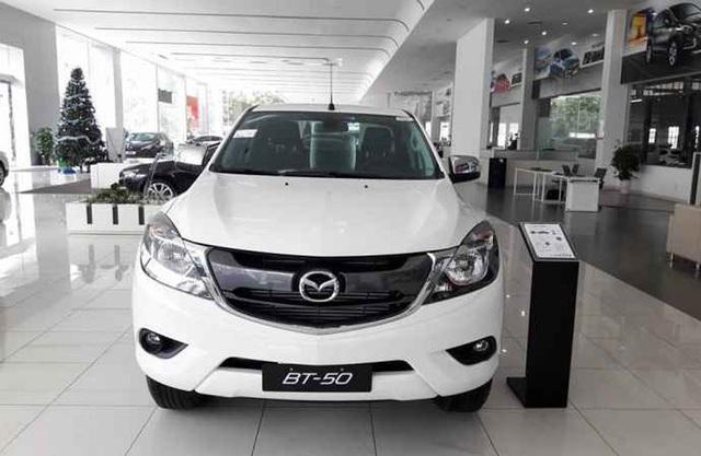 Mẫu xe bán tải Mazda BT-50 tăng giá mạnh sau Tết.