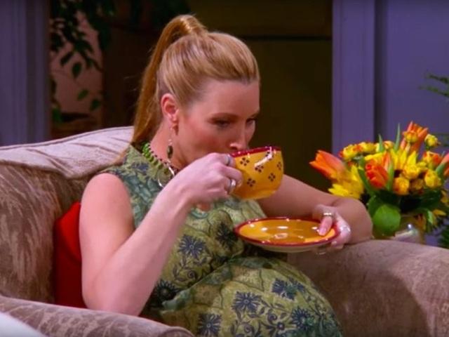"""""""Ăn cho hai người"""" trong thời kỳ mang thai là một chuyện hoang đường - 1"""