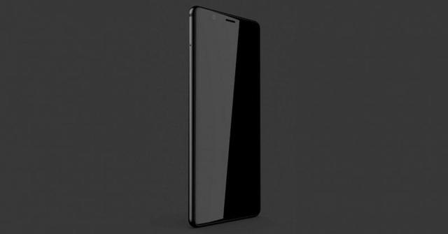 BlackBerry đang chuẩn bị ra mắt một chiếc smartphone không viền ở phân khúc cao cấp.