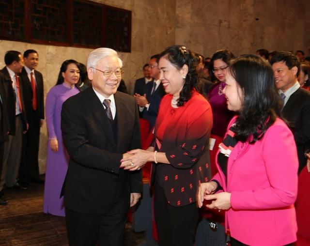 Tổng Bí thư Nguyễn Phú Trọng dự Lễ kỷ niệm Ngày Thầy thuốc Việt Nam - 1