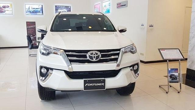 Toyota Fortuner - dòng xe chủ lực của Toyota Việt Nam từng sản xuất trong nước hiện được nhập khẩu từ Indonesia.
