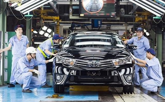 Các liên doanh ôtô ngừng lắp ráp nhiều mẫu xe ở Việt Nam.