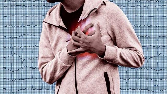 Tại sao những người trẻ khỏe mạnh lại bị đau tim? - 1