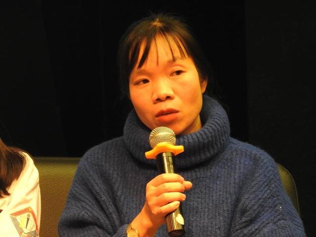 Cô Bùi Thị Ngọc Thủy – giáo viên trường THPT Trần Hưng Đạo – TP Nam Định.
