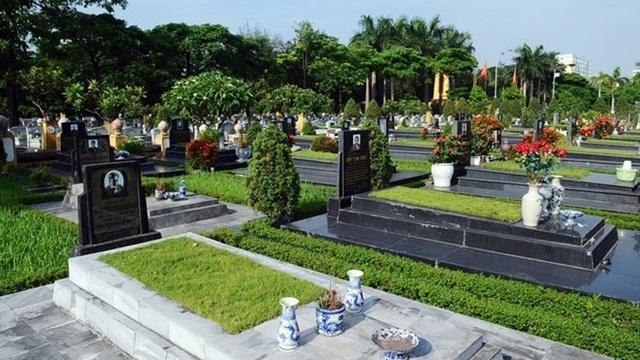 1.400 tỷ đồng xây nghĩa trang quốc gia dành cho cán bộ cấp cao - 1