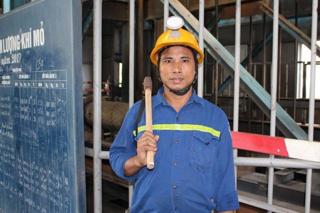 Phạm Hữu Thiện, sinh năm 1983 - người thợ lò thu nhập khủng nhất TKV