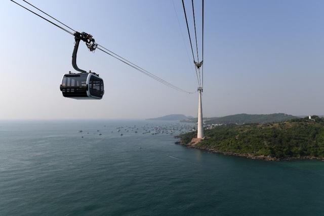Khai trương cáp treo dài nhất thế giới tại Phú Quốc - 3