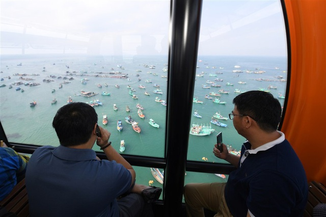 Khai trương cáp treo dài nhất thế giới tại Phú Quốc - 7
