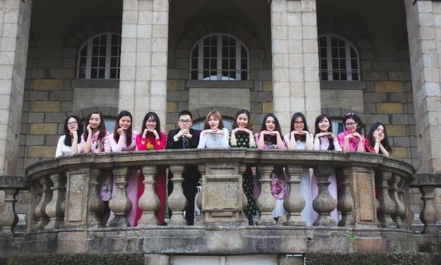 Bộ ảnh không chỉ đem đến cho những sinh viên Việt chuẩn bị đến Rennes du học có cái nhìn tổng thể về thành phố xinh đẹp này mà còn giới thiệu nét đẹp văn hóa Việt Nam đến bạn bè người Pháp.