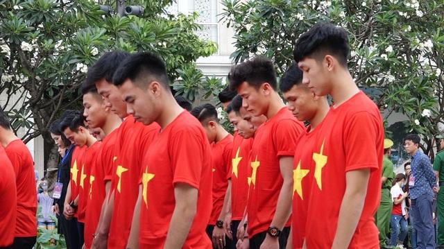 Các tuyển thủ Việt Nam đã sẵn sàng cho lễ báo công tại TPHCM và giao lưu với người hâm mộ