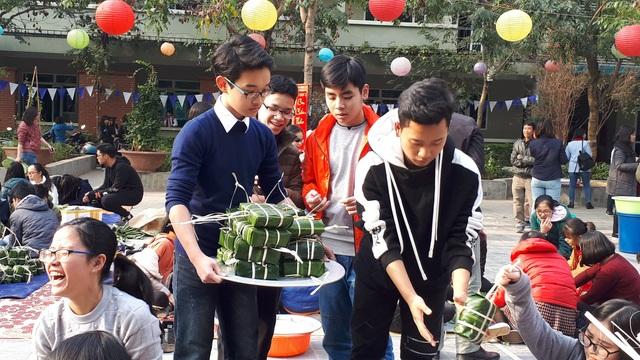 Học sinh trường Lương Thế Vinh mang ước nguyện của thầy Văn Như Cương lên miền núi - 7
