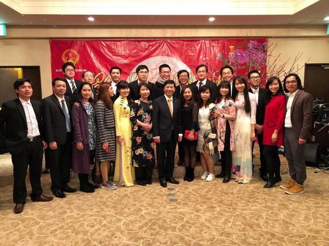Đây là dịp để tất cả những người Việt Nam đang sinh sống, học tập và làm việc tại Nhật Bản gặp mặt, giao lưu, cùng chúc nhau một Năm mới tốt đẹp hơn.